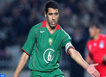 Former Moroccan International Player Noureddine Naybet Named CHAN 2018 Ambassador