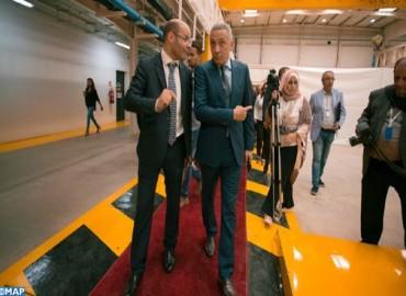 L'équipementier automobile Novares inaugure un site de production, pour un investissement de 25 millions d'euros