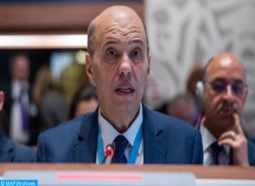 Le Maroc constamment mobilisé dans le combat contre le racisme et la xénophobie (ambassadeur)