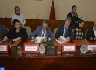 ONEE y KfW firman contratos para financiar el suministro de agua potable y saneamiento líquido