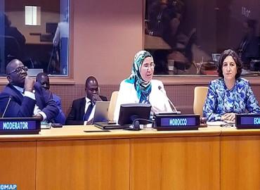 ONU: le Maroc organise un événement parallèle sur le financement des ODD en Afrique