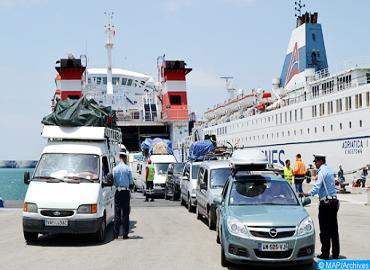 Marhaba Operation: Over 27,000 Expats Return to Morocco via Bab Sebta