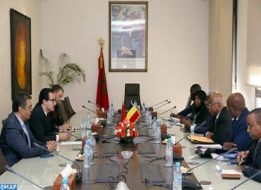 Chadian Minister : Morocco, Important Partner for Chad