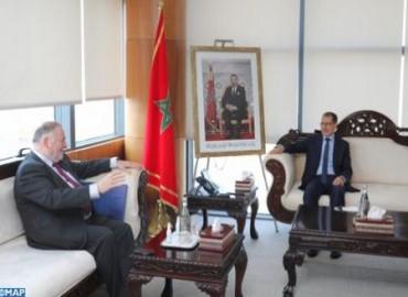 Le président du Conseil mondial de l'eau se félicite des réalisations accomplies par le Maroc en mat