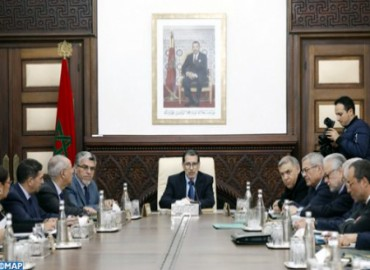 Head of Govenment t:Morocco's Participation in UK-Africa Summit Heralds Momentum in Bilateral Relations