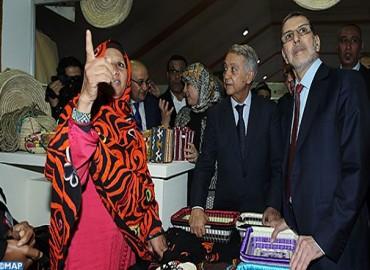 Ouverture à Rabat du salon professionnel de l'artisanat