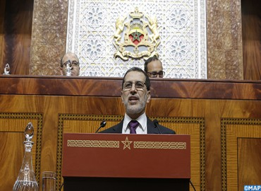 Head of Govrnement Presents Governmental Program Before Parliament