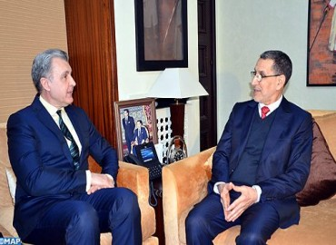 Govt. Chief, Prince Radu Highlight Excellence of Moroccan-Romanian Links