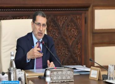 M. El Otmani : Les Hautes instructions Royales ont eu un écho favorable auprès des MRE