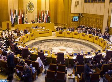 Réunion au Caire Conseil des ministres des Affaires étrangères de l'UMA