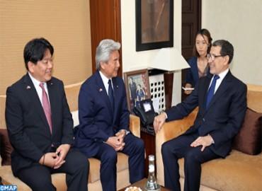 Marruecos y Japón comprometidos con el refuerzo de su cooperación y la coordinación a todos los niveles