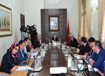 السيد العثماني : دعم المقاولات الصغرى والمتوسطة أولوية حكومية