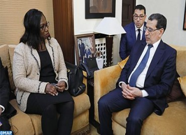 Marruecos concede especial importancia a la cooperación con el FMI y el BM