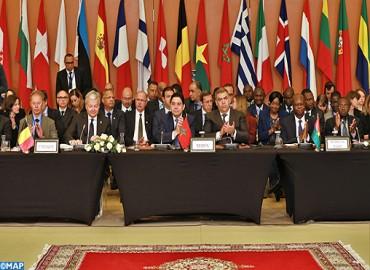 المؤتمر الوزاري الأوروبي-الإفريقي الخامس حول الهجرة والتنمية المستدامة بمراكش
