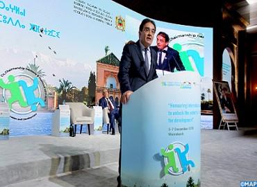 Marrakech accueille la 11ème session du Forum mondial sur la migration et le développement