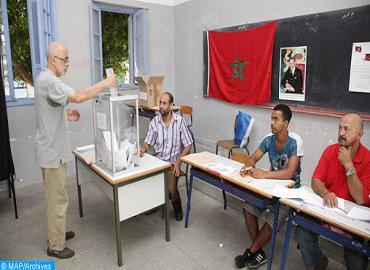 Bureaux De Vote : Législatives des bureaux de vote ouvrent en retard
