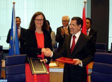 شراكة جديدة بين المغرب والاتحاد الأوروبي من أجل تدبير أفضل للحركية والهجرة