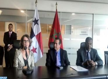 Creado un grupo de amistad Panamá-Marruecos en la Asamblea Nacional Panameña