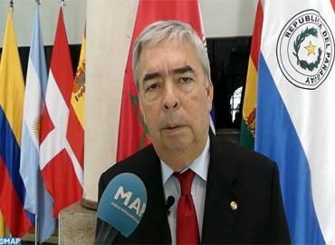 الباراغواي تجدد دعمها اللامشروط للوحدة الترابية للمغرب