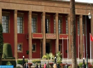 Séance plénière des deux Chambres du Parlement mardi consacrée aux activités de la Cour des comptes en 2018