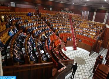 Bureau chambre des représentants maroc chambre des conseillers la