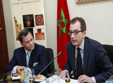 تسليم متاحف وزارة الثقافة إلى المؤسسة الوطنية للمتاحف