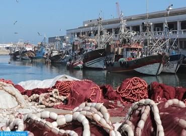Pêche: Hausse de la valeur des produits commercialisés de 21% au T1-2021