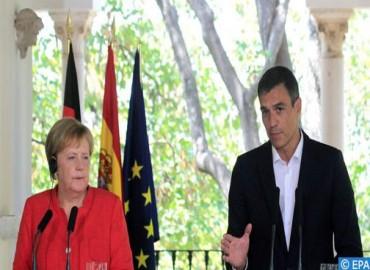 مدريد وبرلين تؤكدان على ضرورة تكثيف التعاون بين الاتحاد الأوربي والمغرب في مجال الهجرة