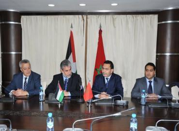 توقيع اتفاق تعاون في ميدان الإعلام بين المغرب وفلسطين