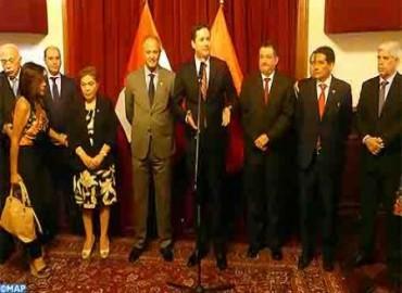 Perú y Marruecos están vinculados por relaciones en constante evolución