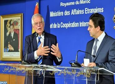 La coopération entre l'Espagne et le Maroc,