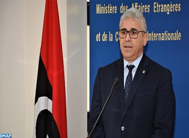 Libyan Interior Minister Praises Morocco's Ongoing Support to his Country's Stability