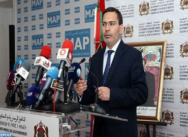 الناطق الرسمي باسم الحكومة: تقرير الشراكة بين الدولة والجمعيات جاء لتعزيز منظومة الشفافية