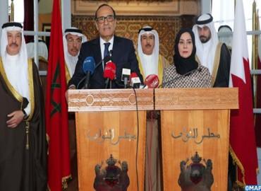 السيد المالكي يؤكد أهمية الارتقاء بالتعاون الثنائي بين المغرب-البحرين