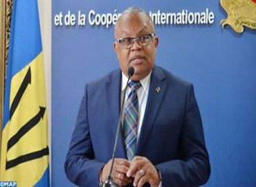 Barbados Supports Morocco's Autonomy Initiative in Sahara, FM of Barbados