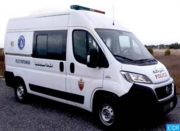 DGSN : 660 nouveaux véhicules mis à la disposition de différents services pour leur permettre de men
