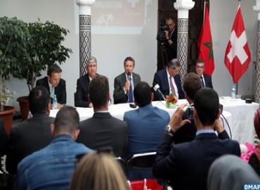 المعرض الدولي للفلاحة بالمغرب 2019: الابتكار الفلاحي السويسري في خدمة الفلاحة المغربية