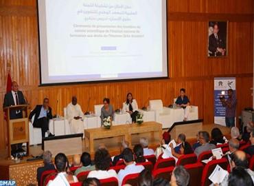 الإعلان عن تشكيلة اللجنة العلمية للمعهد الوطني للتكوين في حقوق الإنسان -إدريس بنزكري