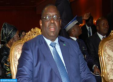 The Official Visit Of HM The King To Senegal , 2015