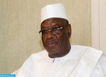 President Boubacar Keita Expresses Sincere Thanks to HM the King for Training 500 Malian Imams in Morocco