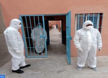 DGAPR: Coronavirus Screening Tests in Various Penitentiaries