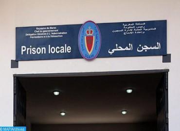 La direction régionale de la DGAPR à Casablanca-Settat dément les allégations d'espionnage du détenu