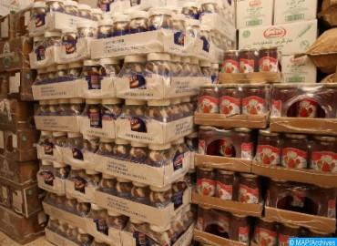 لجنة وزاراتية : أسواق..تموين وافر وأسعار مستقرة خلال النصف الأول من رمضان