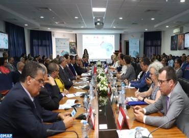 Lancement à Rabat de la plateforme nationale
