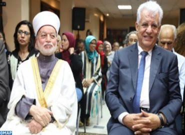 Grand Mufti of Al-Quds Commends Morocco's Constant Positions in Favor of Palestinian Cause
