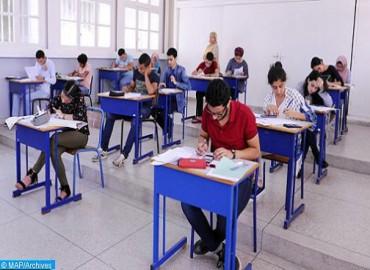 L'examen régional unifié de la première année du baccalauréat et l'examen régional pour les candidats libres se dérouleront les 08 et 10 juin prochain
