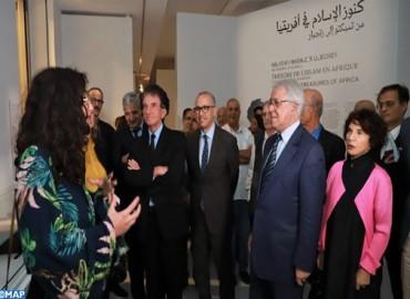 """الرباط.. افتتاح معرض """"كنوز الإسلام في إفريقيا.. من تمبكتو إلى زنجبار"""""""