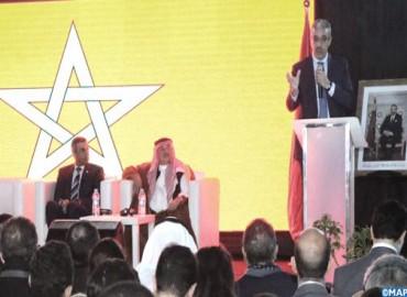 افتتاح الدورة الأولى للمؤتمر والمعرض الدولي للغاز والبترول بالدار البيضاء