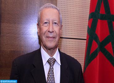 السيد رشيد بن المختار، وزير التربية الوطنية والتكوين المهني