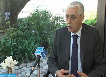 M.Talbi Alami: Sur Hautes instructions royales le Maroc présentera officiellement sa candidature pour organiser la Coupe du Monde 2030